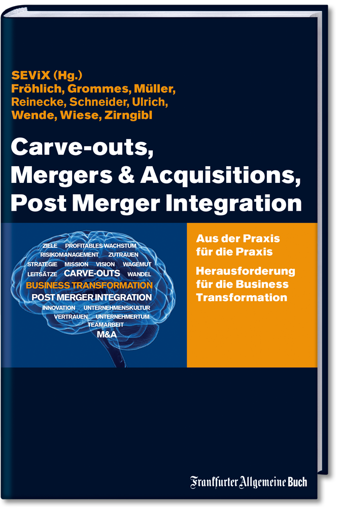 Carve-outs, Mergers & Acquisitions, Post Merger Integration ...